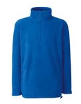 Fleece Sweatshirt Half Zip