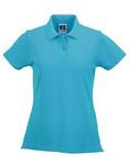 Damen Classic Poloshirt von Russell