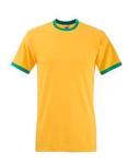 Ringer T-Shirt Kontrast