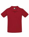Hochwertig verarbeitetes Herren Superior Poloshirt von...