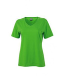 Strapazierfähiges und pflegeleichtes Damen Arbeits T-Shirt