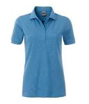 Damen Arbeits-Poloshirt mit Brusttasche