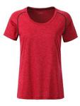 Damen Sport T-Shirt für Fitness und Sport