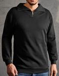 Herren Troyer Sweater