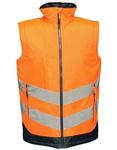 Sicherheits-Bodywarmer / Sicherheitsjacke-ohne-Ärmel