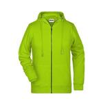 Sweat-Jacke-mit-Kapuze-und-Reißverschluss-JN8025